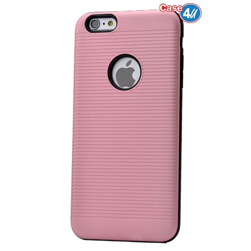 Case 4U Apple İphone 6 You Koruyucu Kapak Pembe