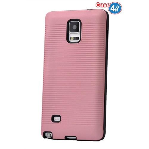 Case 4U Samsung Galaxy Note 4 You Korumalı Kapak Pembe