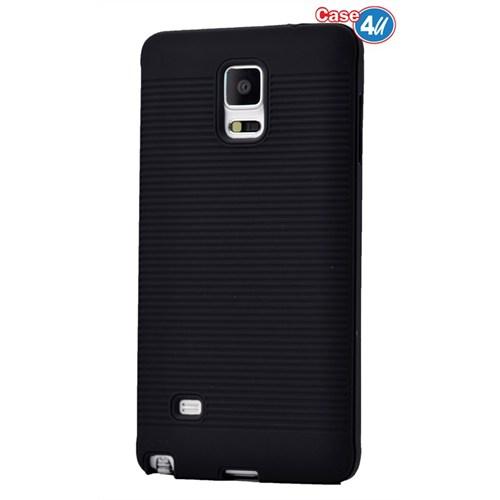 Case 4U Samsung Galaxy Note 3 You Korumalı Kapak Siyah