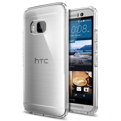 Spigen HTC M9 Kılıf Ultra Hybrid Crystal Clear - 11385