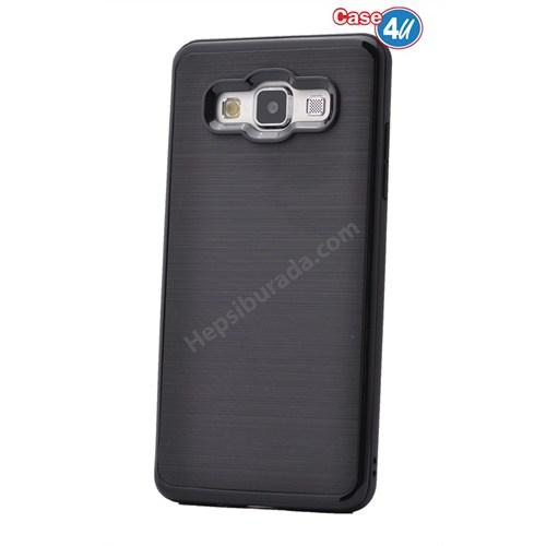 Case 4U Samsung Galaxy A5 Infinity Koruyucu Kapak Siyah