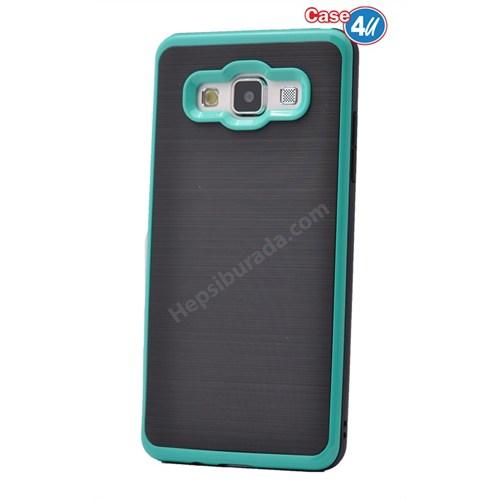 Case 4U Samsung Galaxy J1 Infinity Koruyucu Kapak Yeşil
