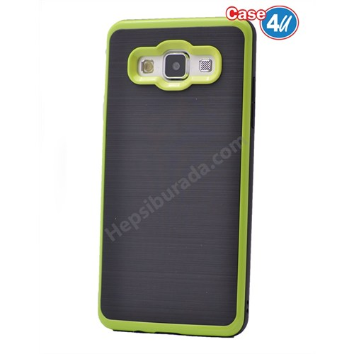 Case 4U Samsung Galaxy On7 Infinity Koruyucu Kapak Fıstık Yeşili