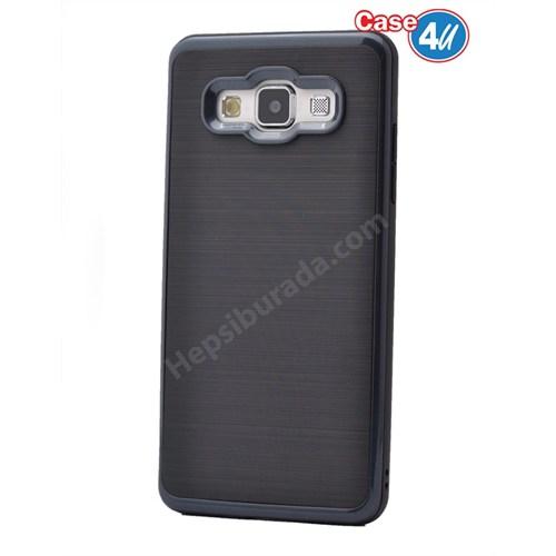 Case 4U Samsung Galaxy On7 Infinity Koruyucu Kapak Siyah
