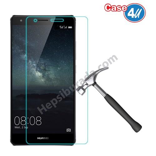 Case 4U Huawei Mate S Kırılmaz Cam Ekran Koruyucu