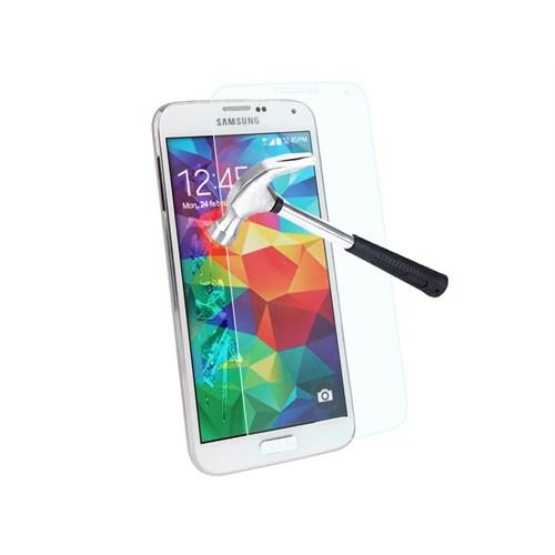 Inovaxis Samsung S5 (2'Li Ekonomik Paket) Kırılmaya Dayanıklı Inovaxıs Temperli Ekran Koruyucu Cam