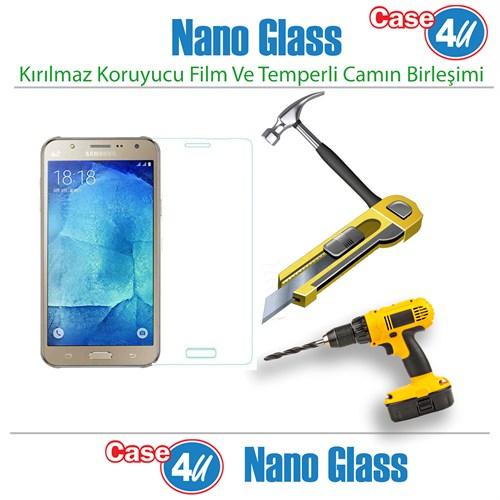 Case 4U Samsung Galaxy J7 Nano Glass Ekran Koruyucu