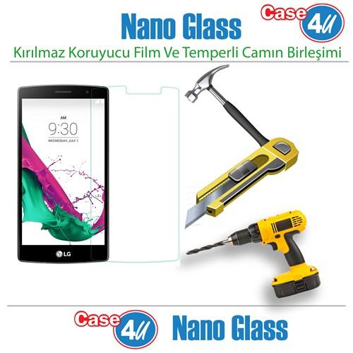 Case 4U Lg G4 Nano Glass Ekran Koruyucu