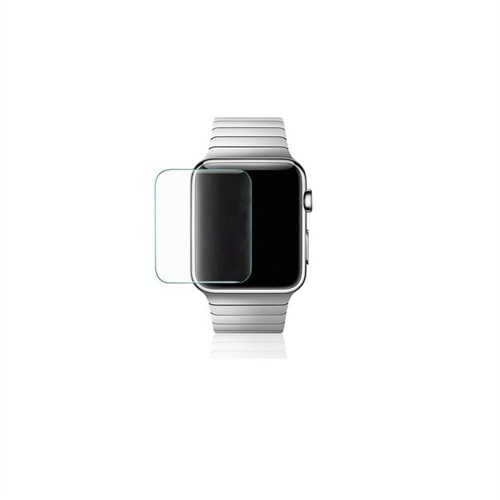 KılıfShop Apple Watch 42Mm Temperli Cam Ekran Koruyucu