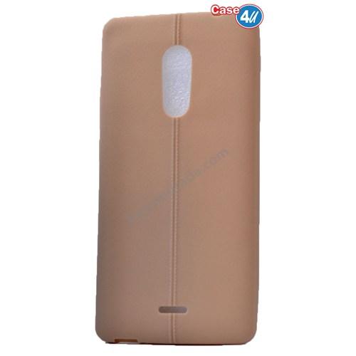 Case 4U Türk Telekom Tt175 Desenli Silikon Kılıf Altın