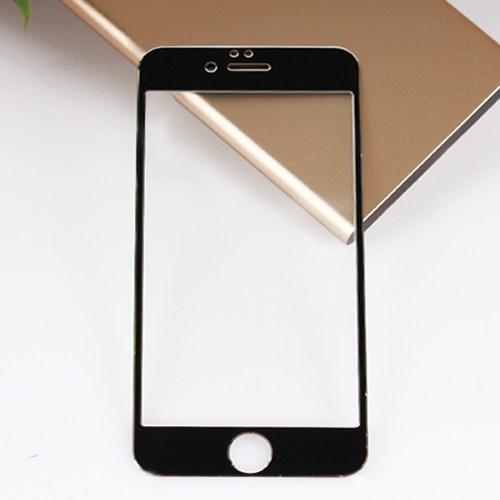Bufalo Apple iPhone 6 Siyah Cam Ekran Koruyucu