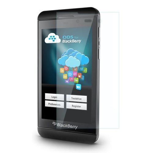 Bufalo Blackberry Z10 Darbe Emici Ekran Koruyucu