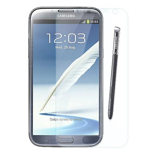 Bufalo Samsung N7100 Galaxy Note 2 Darbe Emici Ekran Koruyucu
