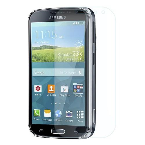Bufalo Samsung C1-01 Galaxy S4 Zoom Darbe Emici Ekran Koruyucu