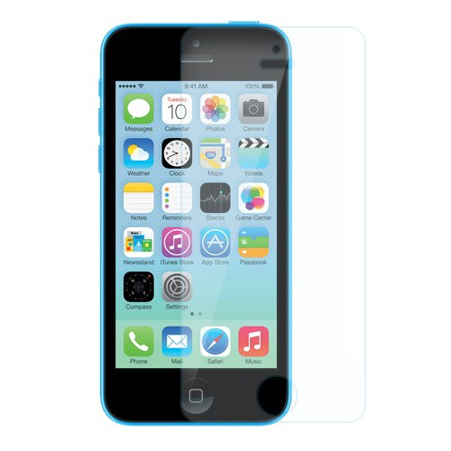 Bufalo Apple iPhone 5C Darbe Emici Ekran Koruyucu