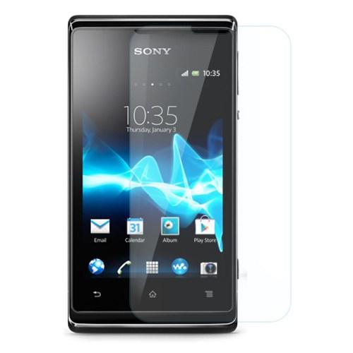Bufalo Sony Xperia E Darbe Emici Ekran Koruyucu