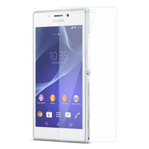 Bufalo Sony Xperia M2 D2302 Darbe Emici Ekran Koruyucu