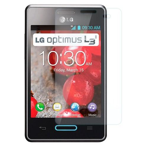 Bufalo Lg L3 Iı E430 Darbe Emici Ekran Koruyucu