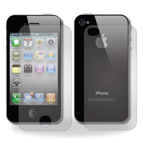 Bufalo Apple iPhone 4| 4S Ön Arka Cam Ekran Koruyucu