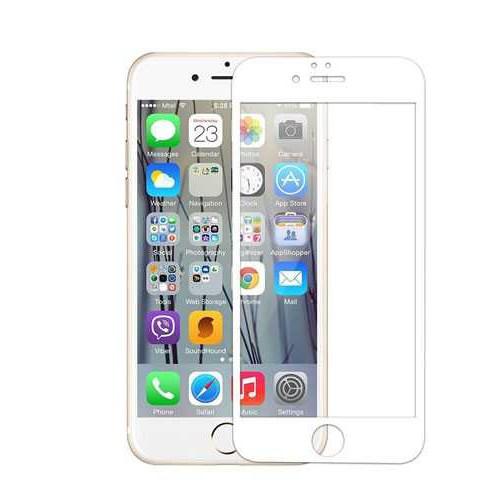 Bufalo Apple iPhone 5|5S Beyaz Cam Ekran Koruyucu