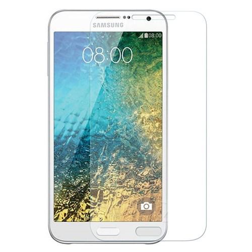 Notech Galaxy E7 Cam Ekran Koruyucu