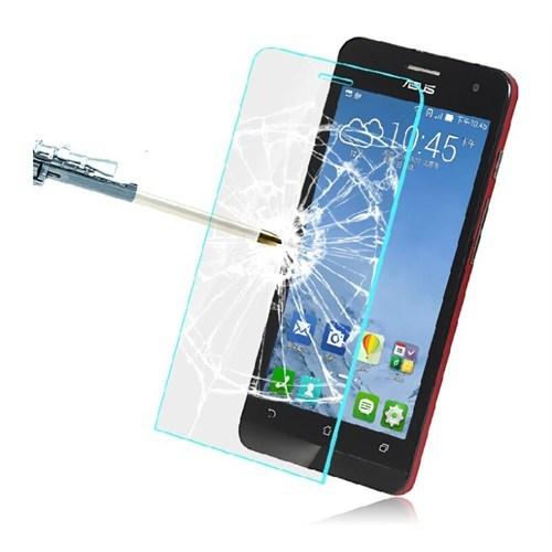 Pdcstore Asus Zenfone 4 Kırılmaz Cam Temperli Ekran Koruyucu