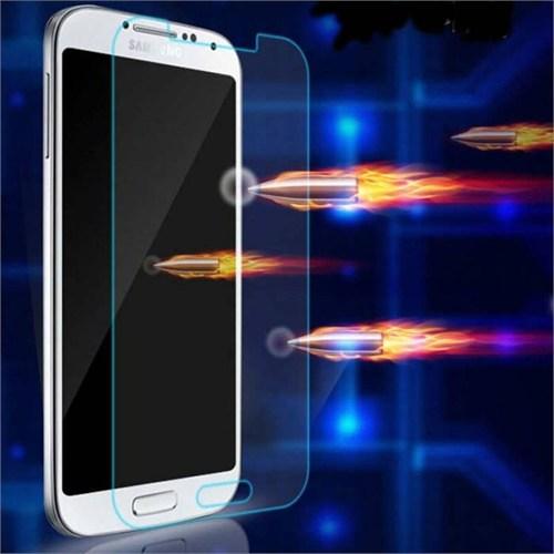 Pdcstore Samsung Galaxy S4 Kırılmaz Cam Koruyucu Film
