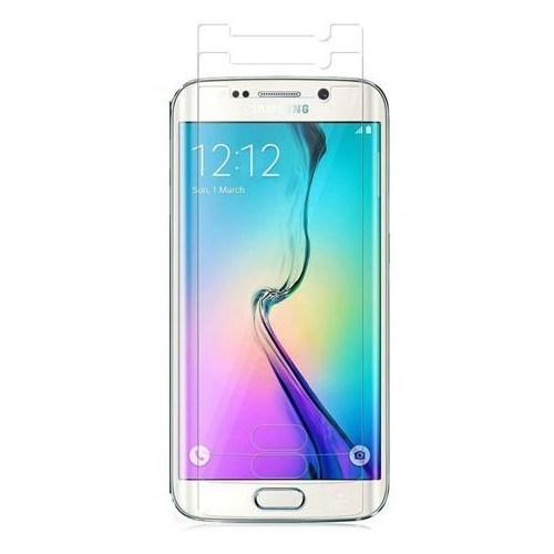 Pdcstore Samsung Galaxy S6 Edge Ön Tempered Cam Koruyucu