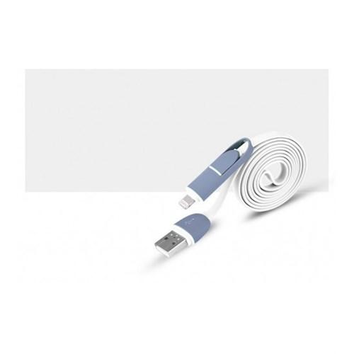 Sfm Universal Şarj Kablosu Beyaz