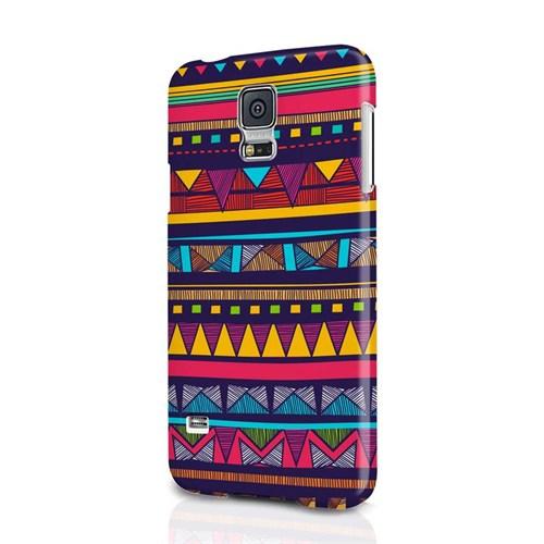 Biggdesign Etnik Samsung Galaxy S5 Kapak