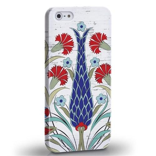 Biggdesign Lale Apple iPhone 5/5S Kapak