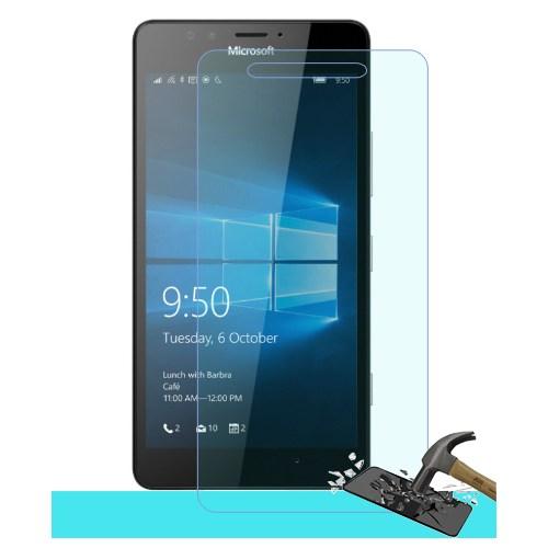 Microsonic Microsoft Lumia 950 Temperli Cam Ekran Koruyucu Kırılmaz Film