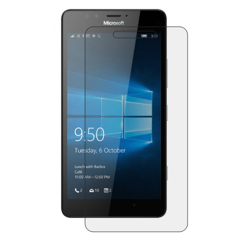 Microsonic Microsoft Lumia 950 Ultra Şeffaf Ekran Koruyucu Film