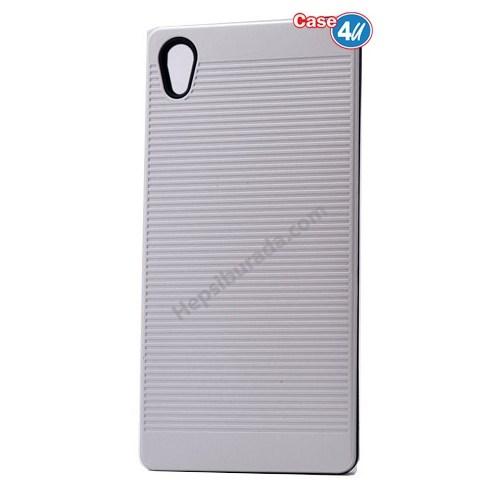Case 4U Sony Xperia Z5 Premium You Koruyucu Kapak Gri