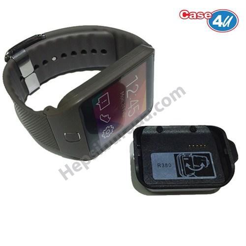 Case 4U Samsung Gear 2 R380 Şarj Cihazı+Data Kablosu
