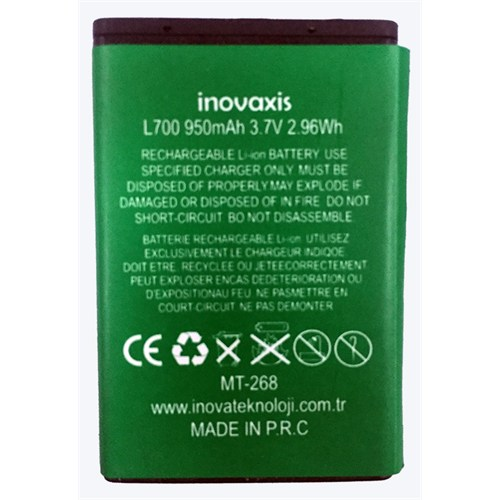 Inovaxis Samsung L700 J800/F400/F408/M7310/L708/F339/W559a Batarya