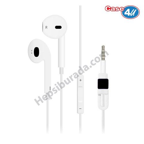 Case 4U Apple Kulaklık Koruyucu Siyah
