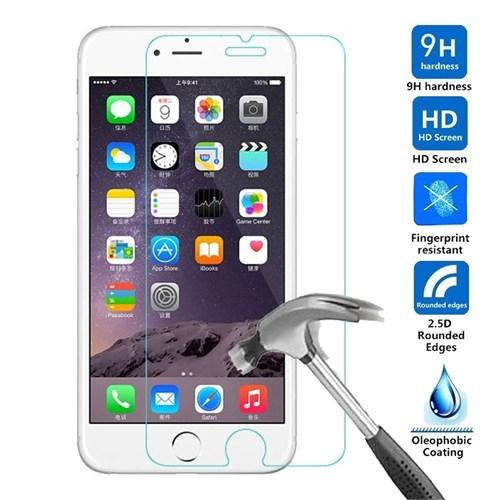 Blueway İphone 6S Temperli Kırılmaz Cam