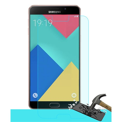 Microsonic Samsung Galaxy A9 2016 Temperli Cam Ekran Koruyucu Kırılmaz Film