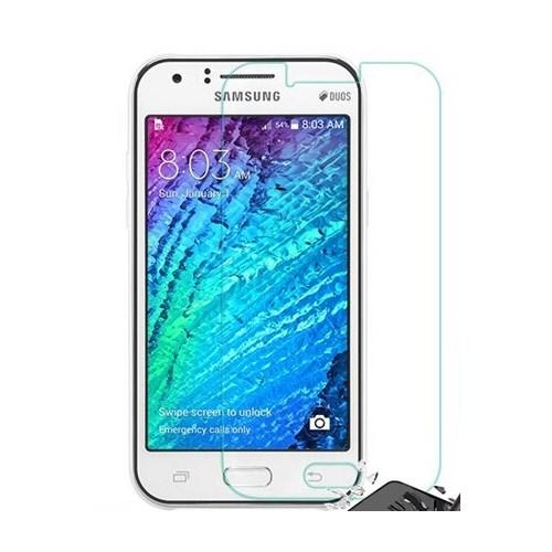 Energy Samsung Galaxy J1 Kırılmaz Temperli Cam Ekran Koruyucu Cam