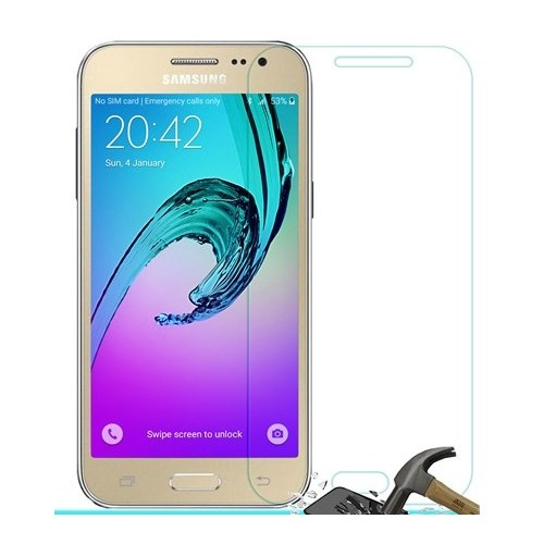 Energy Samsung Galaxy J2 Kırılmaz Temperli Cam Ekran Koruyucu Cam