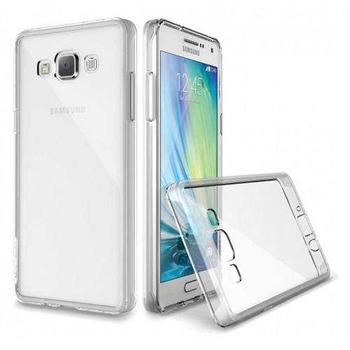 Verus Samsung Galaxy A5 Kılıf Crystal Mıxx - Gri