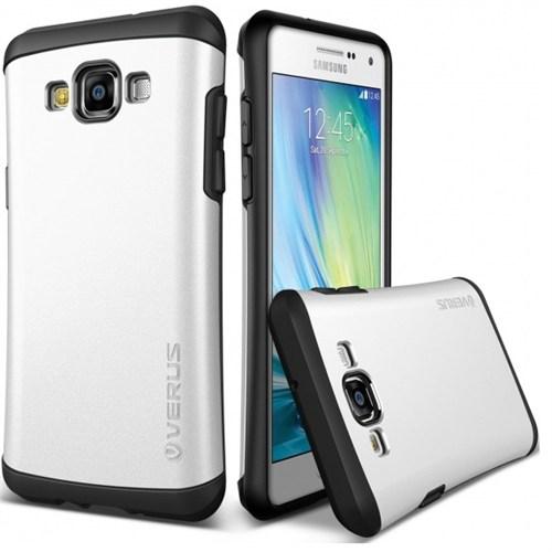 Verus Samsung Galaxy A5 Kılıf Thor Hard Drop 2015 Serisi - Beyaz