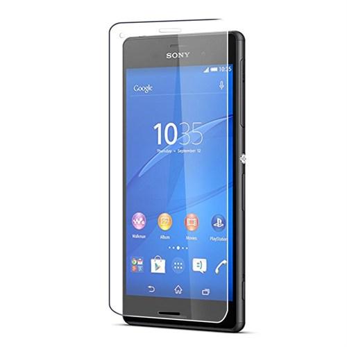 Lopard Sony Xperia Z5 Kırılmaz Cam Temperli Ekran Koruyucu Film