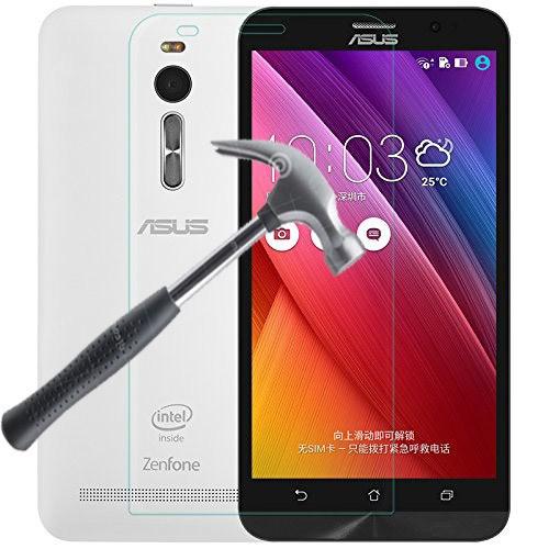 Lopard Asus Zenfone Selfie Zd551kl Kırılmaz Cam Temperli Ekran Koruyucu Film