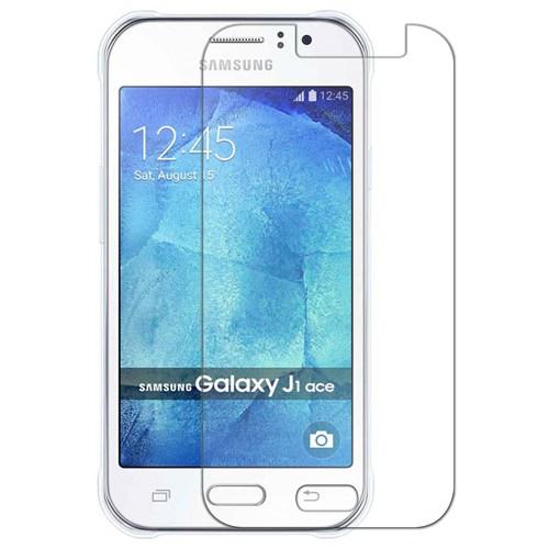 Lopard Samsung Galaxy J1 Ace Kırılmaz Cam Temperli Ekran Koruyucu Film