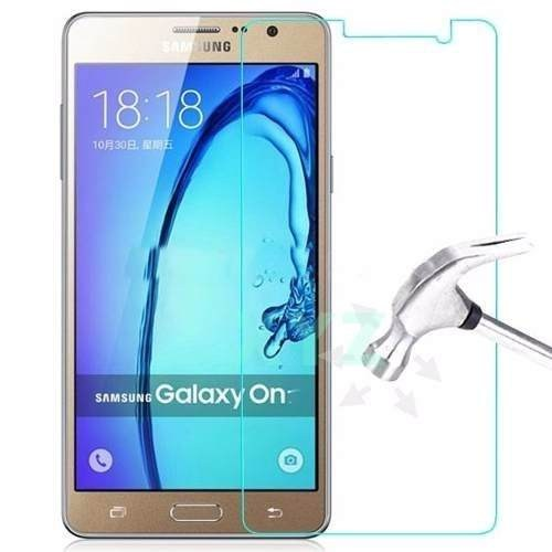 Lopard Samsung Galaxy On 5 (15) Kırılmaz Cam Temperli Ekran Koruyucu Film