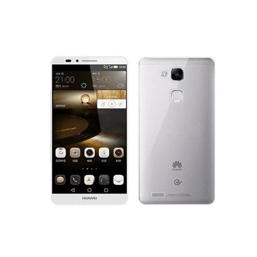 Kılıfshop Huawei Mate 7 Silikon Kılıf (Şeffaf)