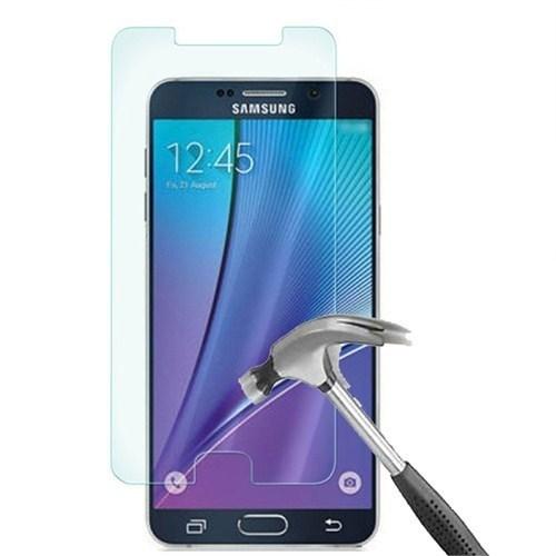 Kılıfshop Samsung Galaxy Note 5 Kırılmaz Cam Ekran Koruycu