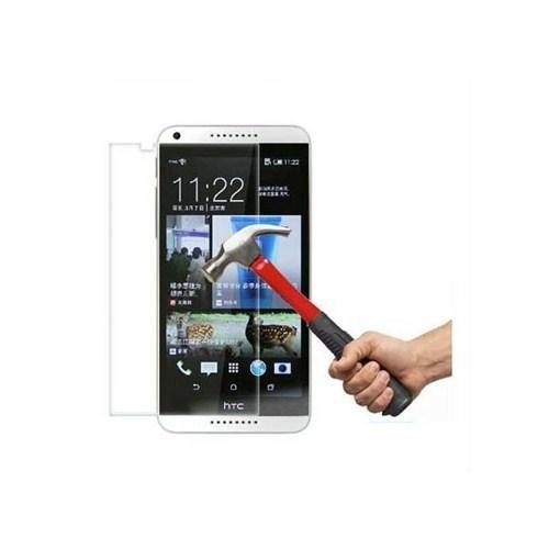 Kılıfshop Htc Desire 816 Kırılmaz Cam Glass Ekran Koruyucu
